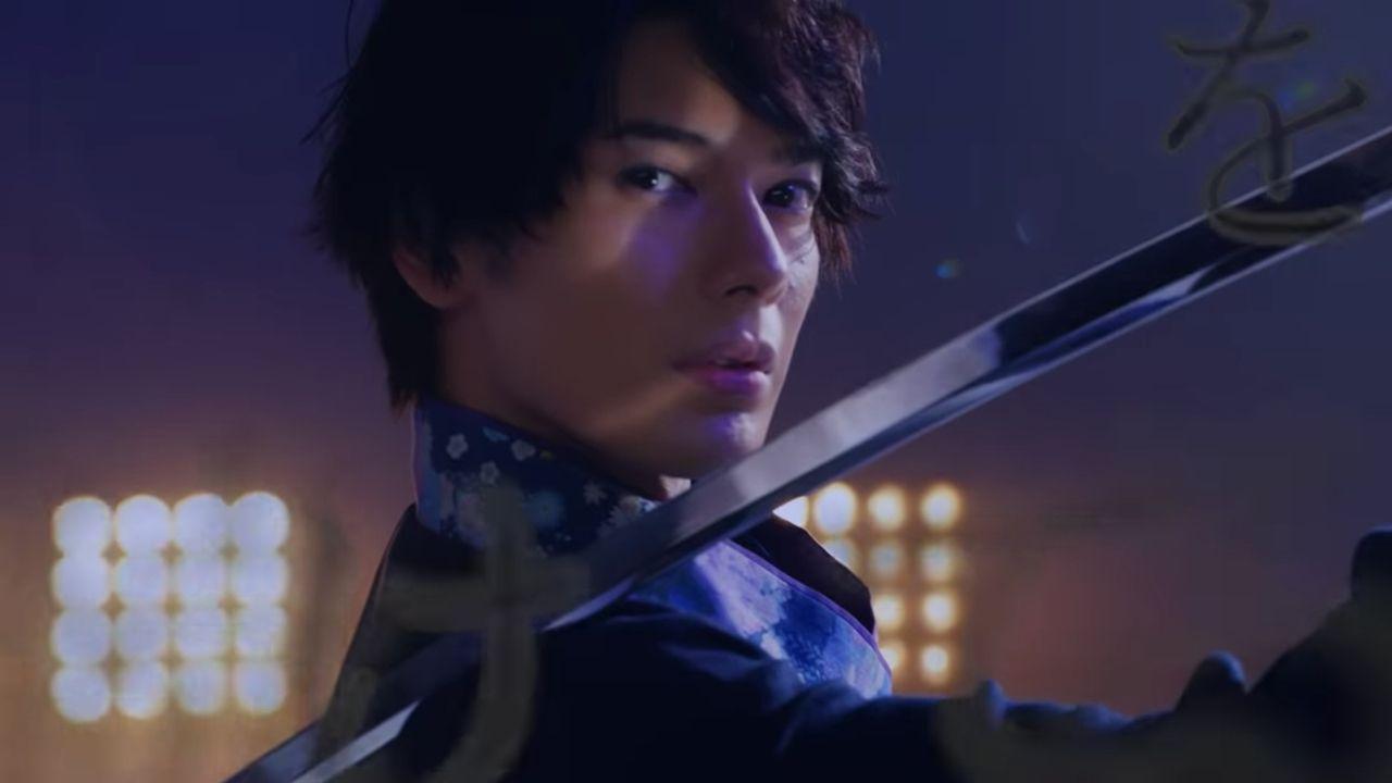 『刀ミュ』石切丸役で有名な崎山つばささんがボカロ曲「ダンシング☆サムライ」をカバー!思わずツッコミたくなるMV公開