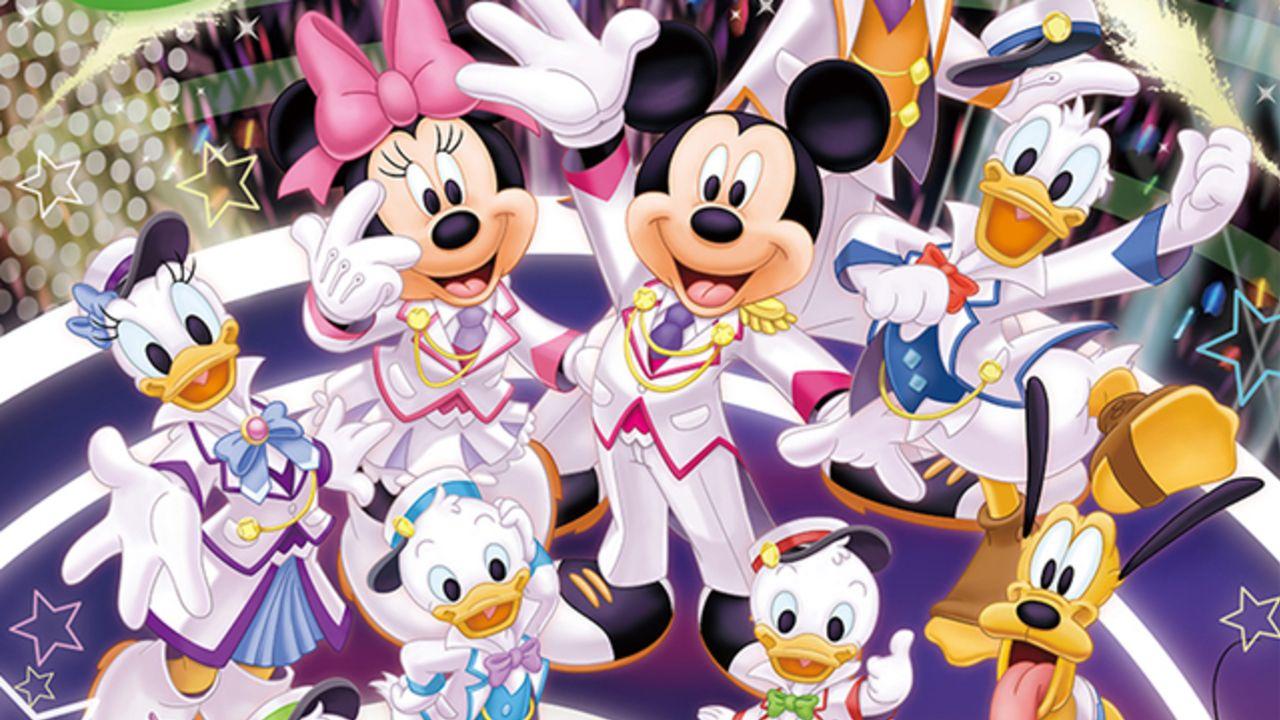 江口拓也さん・前野智昭さんら豪華声優陣がディズニーの名曲を歌い上げるライブイベントのライビュ実施が決定!