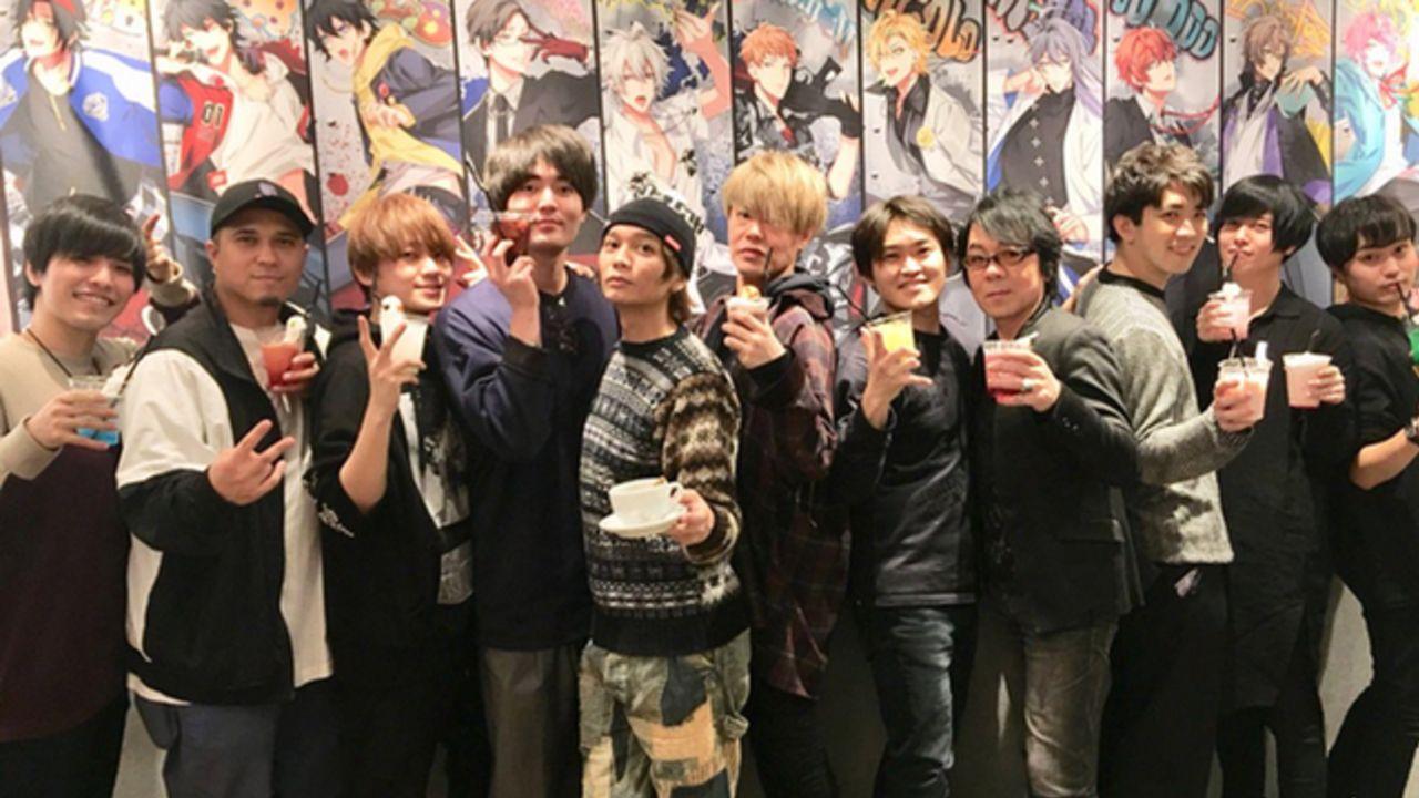 『ヒプマイ』ついに浅沼晋太郎さん&斉藤壮馬さんの同一人物説が否定!豪華すぎる忘年会の写真&ツイートまとめ