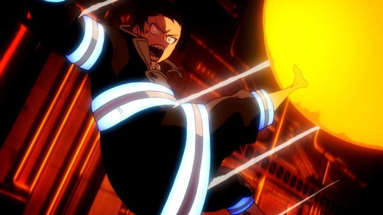 アニメ『炎炎ノ消防隊』ティザーPVが公開!焰ビトに立ち向かう第8特殊消防隊や決意を胸に戦うシンラの姿も
