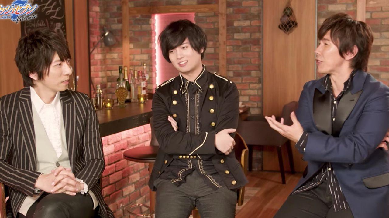 『アイナナ』陸の可愛さを語る斉藤壮馬さんら内容濃いめのTRIGGERキャストインタビュー動画が公開!
