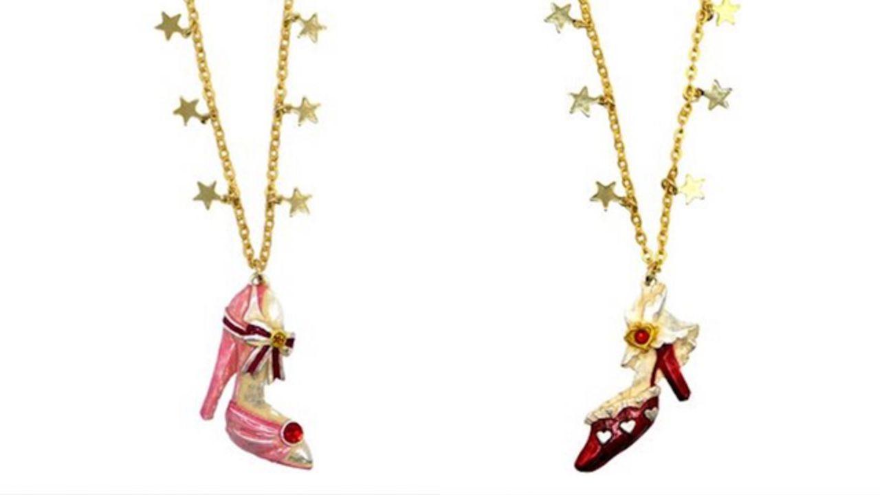 どのデザインもキュート!『CCさくら』の魅力をたっぷり詰め込んだコスチュームシューズのネックレスが登場!