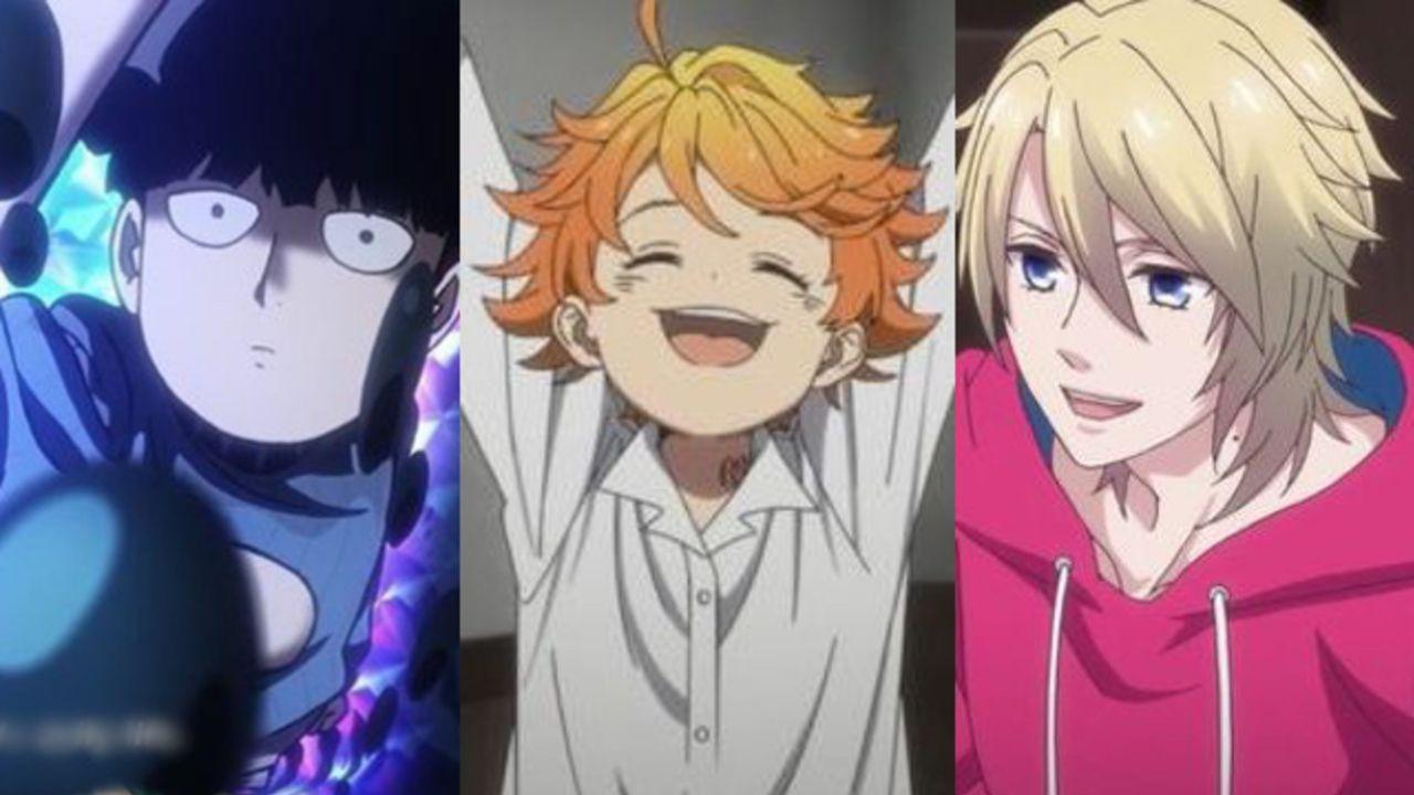 にじめんユーザーが期待している「2019年冬アニメ」ランキング発表!上位に第2期作品が多数ランクイン