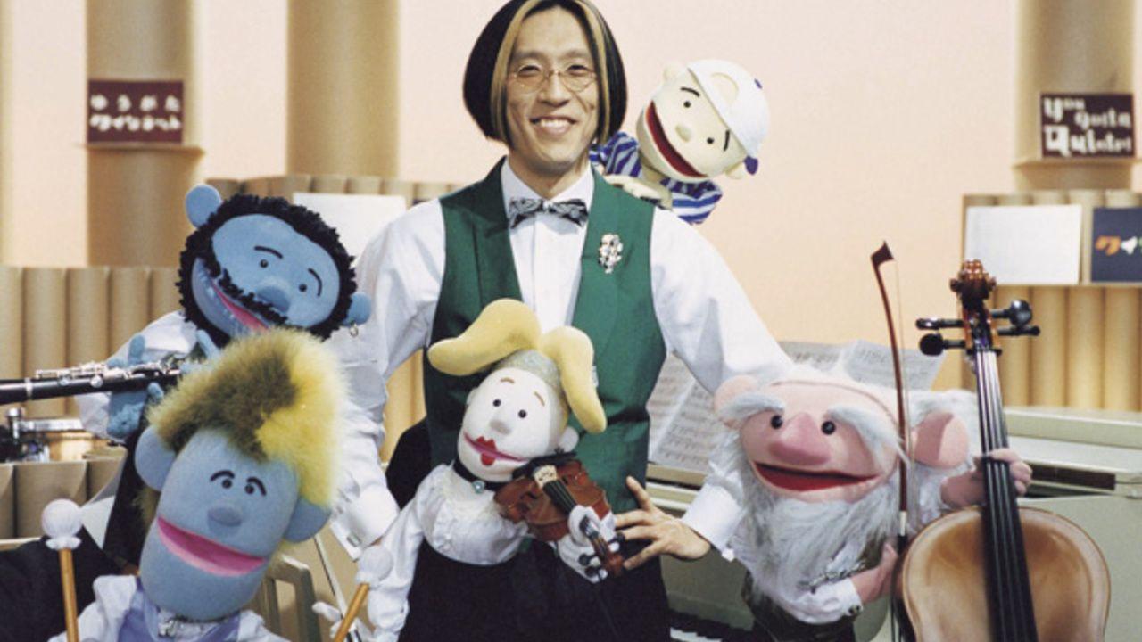 NHKの音楽番組『クインテット』アキラさんがファンアートを完全再現!まさかの流れに驚きや番組を懐かしむ声も