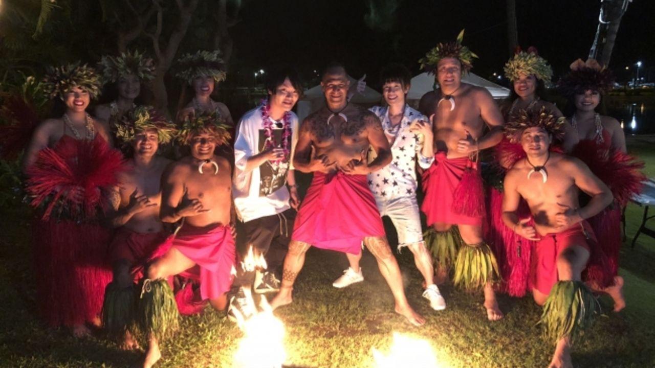 下野紘さん&梶裕貴さん、細谷佳正さん&KENNさんがアメリカを冒険する『僕旅』3月放送!ハワイではしゃぐほそやん&けんぬの写真も