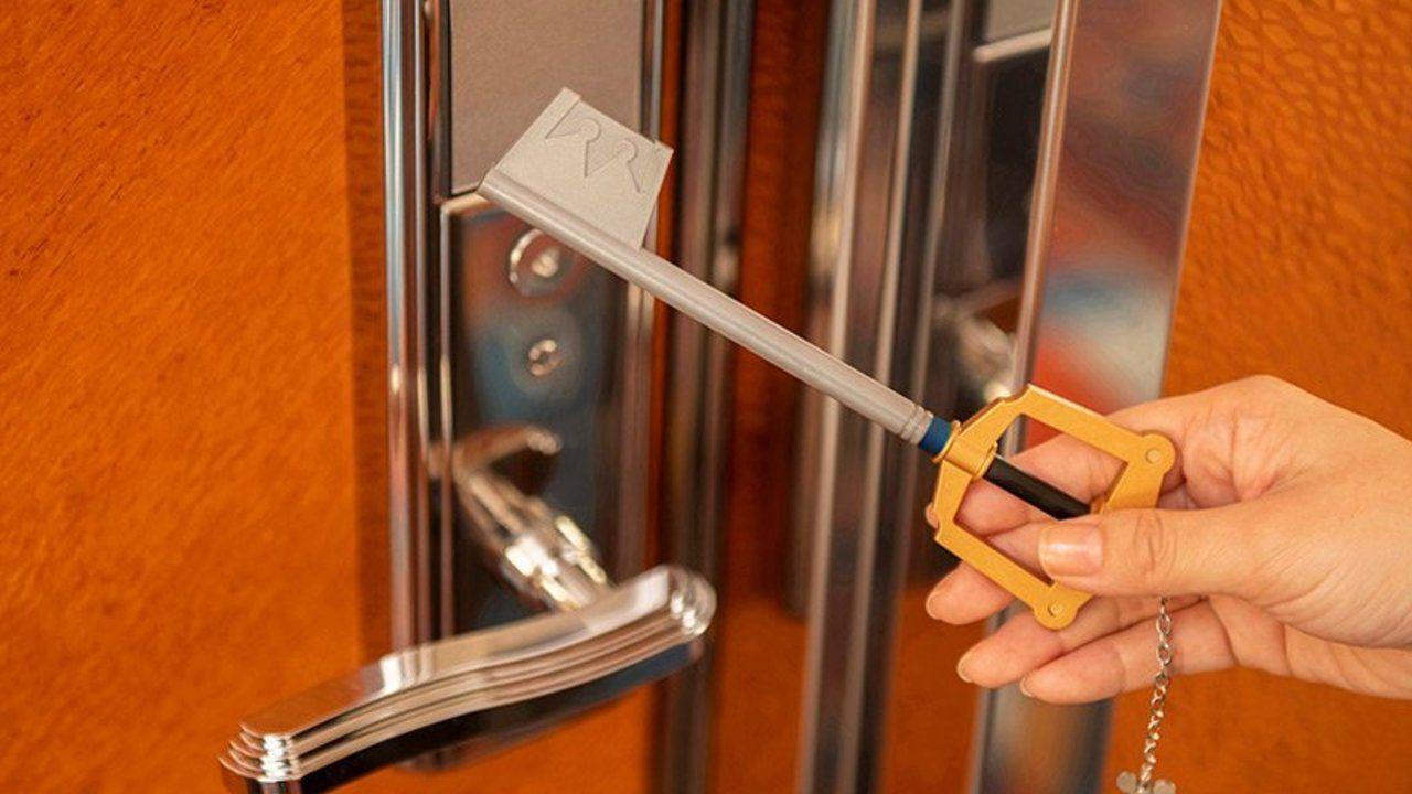 キーブレードで扉が開く!ディズニーアンバサダーホテルに『キングダムハーツ』テーマの客室が登場!