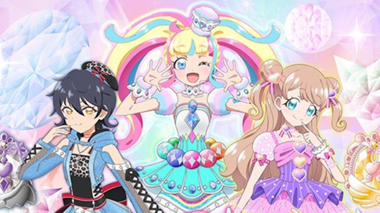 『キラッとプリ☆チャン』第2期が4月より放送スタート!「ディアクラウン」に所属する新アイドルも公開