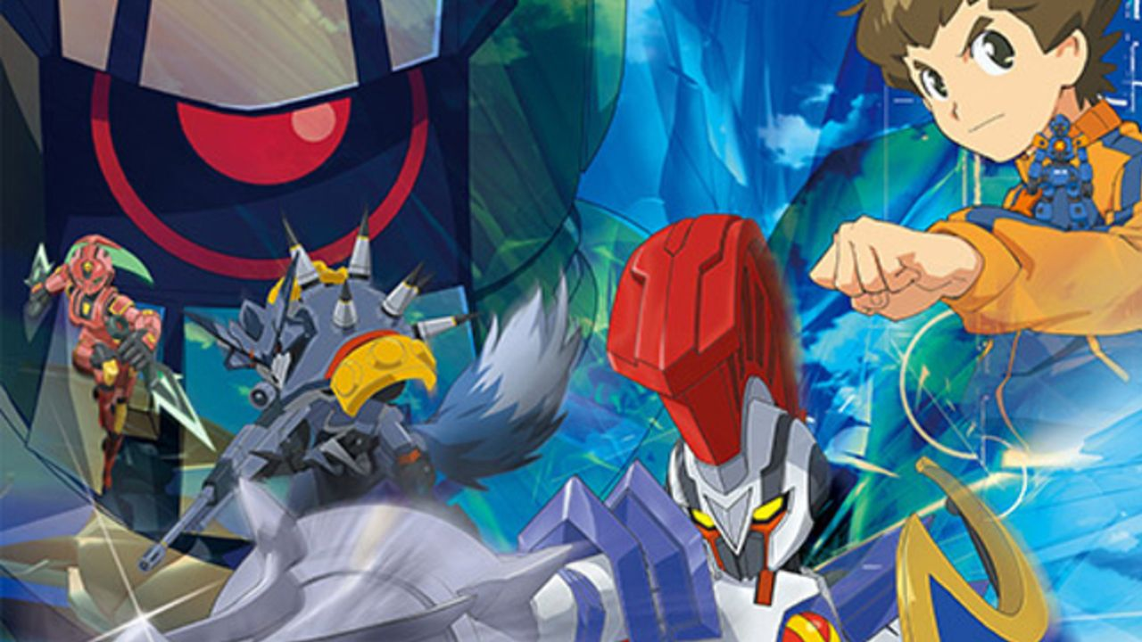 アニメ『ダンボール戦機』がYouTubeコロコロチャンネルにて無料配信決定!プラモシリーズ新商品も展開!
