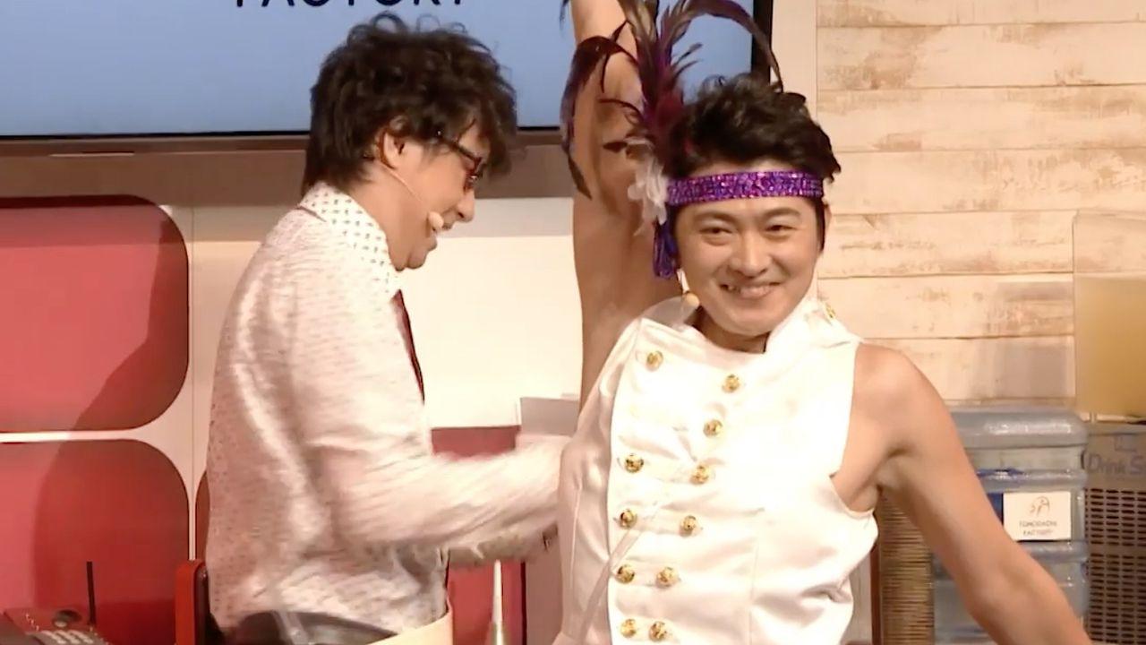 下野紘さんx福山潤さん出演「AD-LIVE2015」約1時間30分の本編映像がまるっと無料公開!