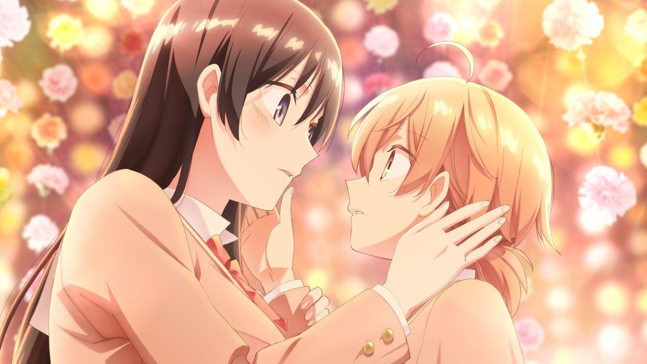 TVアニメもされた人気の百合作品『やがて君になる』が2019年5月に舞台化決定!