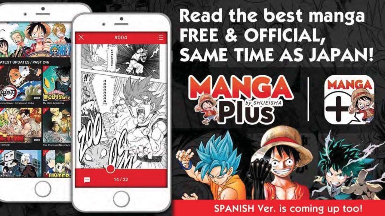 ジャンプ連載漫画が無料で読めるアプリを日中韓以外の全世界で配信!海賊版対策にも期待!