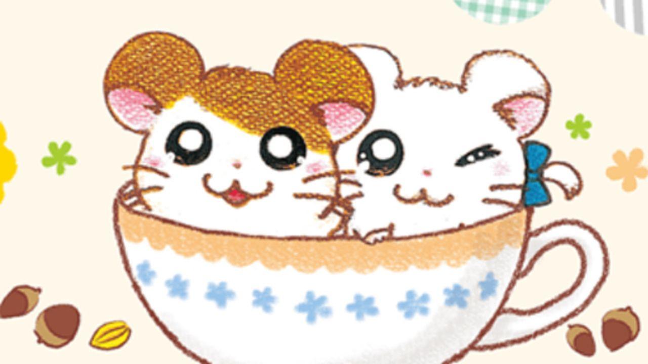 ハイッ!せーの!『ハム太郎』カフェ公式が話題の動画に反応!?「こんなお祭りをしてみたくなったのだ」公式アニクラを示唆