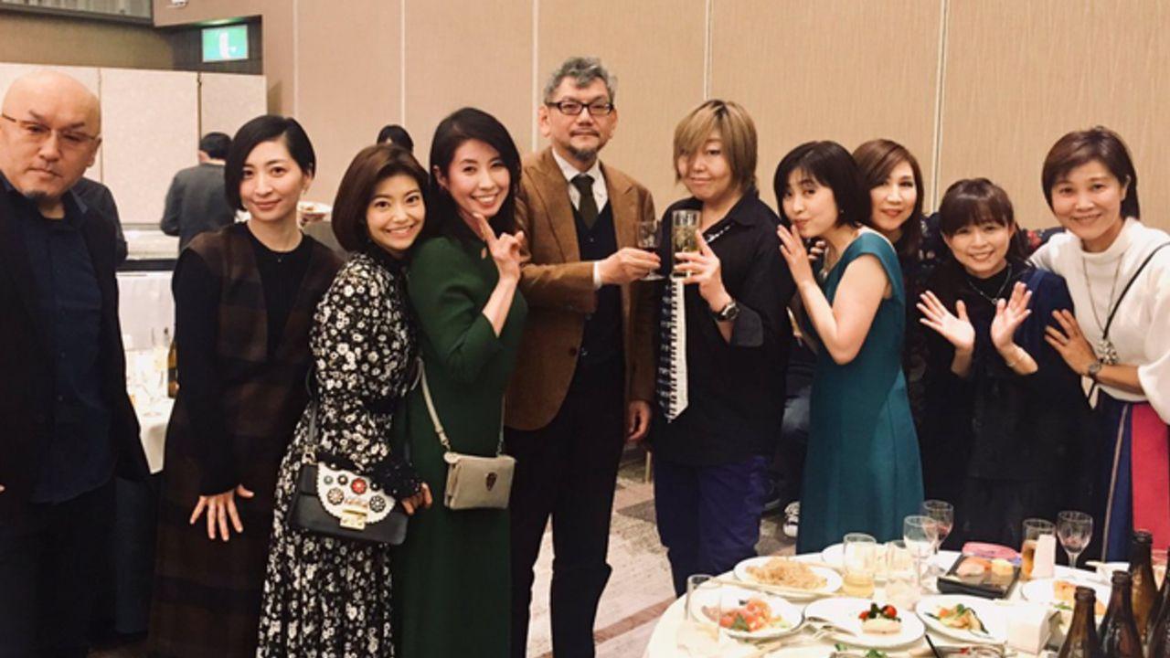 『シン・エヴァ』豪華声優陣も大集合の内ち入りが開催!緒方恵美さんが放送時の想いを吐露「心が乗れないままでした」
