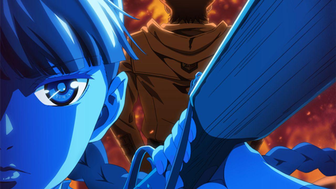 別マガで連載中の『かつて神だった獣たちへ』MAPPA制作でTVアニメ化!主人公役に小西克幸さんが決定