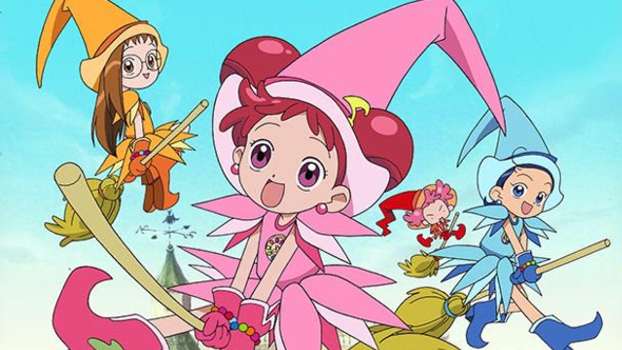 懐かしのTVアニメ『おジャ魔女どれみ』放送から20周年!放送開始日時にあわせて20周年記念サイトがオープン!