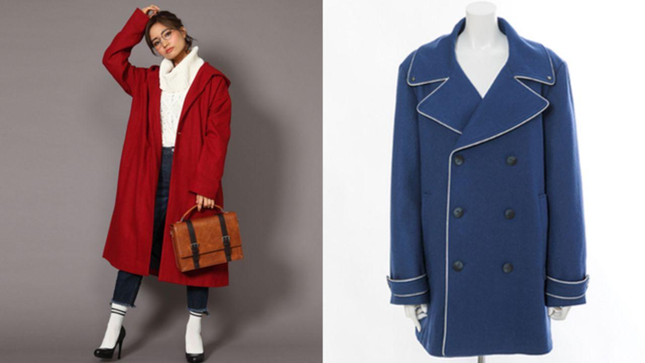『鋼の錬金術師』エドの赤いコートやロイの軍服をイメージしたアウター・バッグが登場!細かい部分にまでこだわりがキラリ