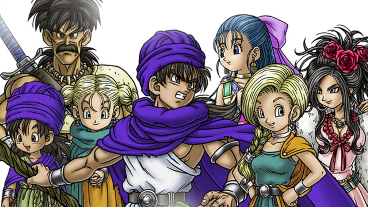 『ドラクエ』シリーズ初のフル3DCGアニメ映画化が決定!『DQ5』を原案にしたストーリーで8月2日公開