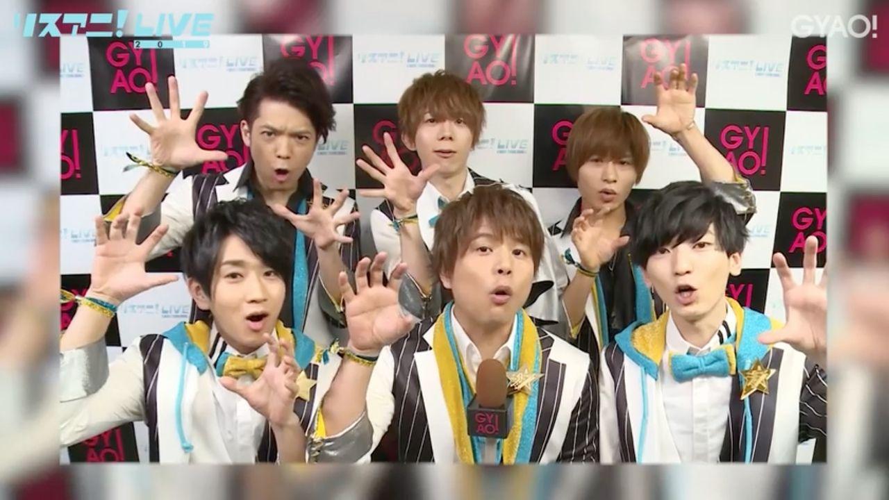 SideM、宮野真守さん、LiSAさんら出演の「リスアニ!LIVE 2019」が2月15日より無料アーカイブ配信決定!