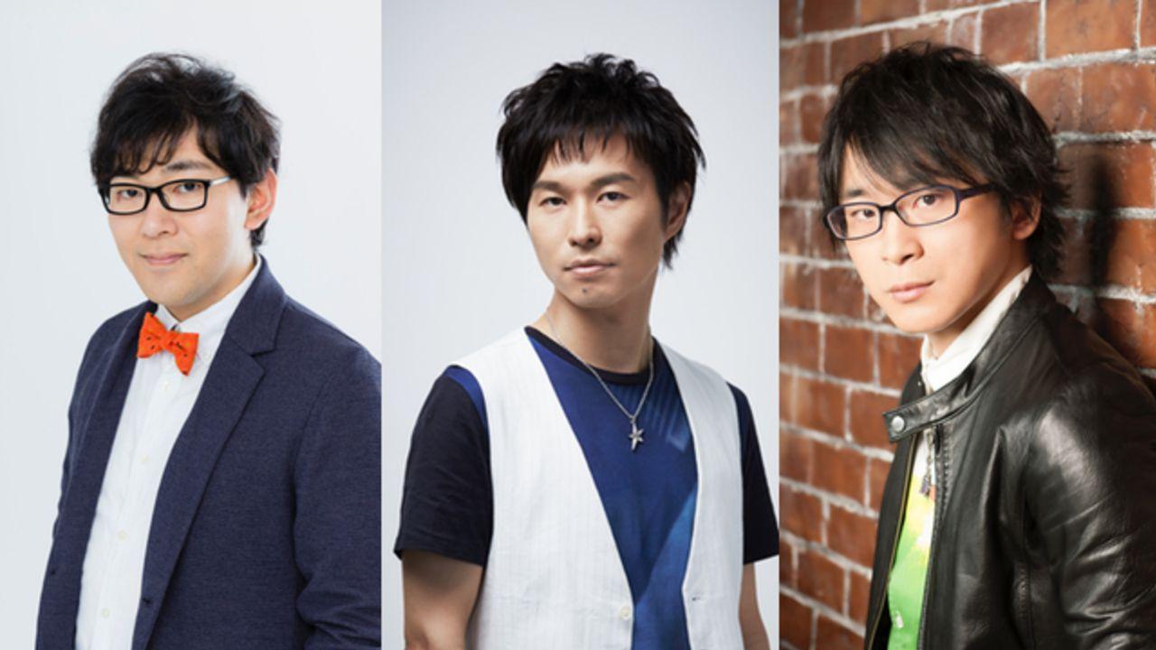 人気声優による一日限りの即興アドリブ「妄想トークライブ」が無料開催!小野友樹さん、代永翼さん、阿部敦さんら出演!
