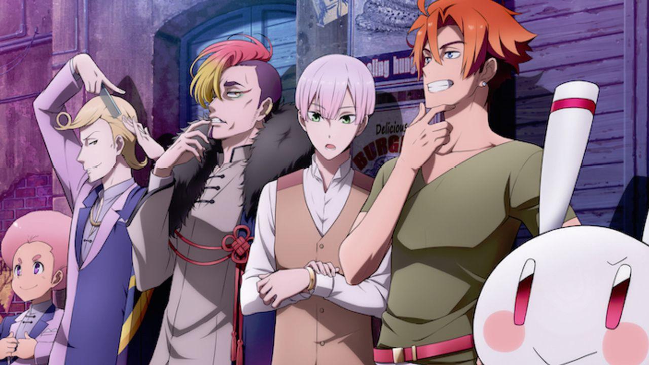 『防衛部』スタッフによるTVアニメ『RobiHachi』最新キービジュ解禁!木村昴さんら出演の生放送番組のアーカイブも配信