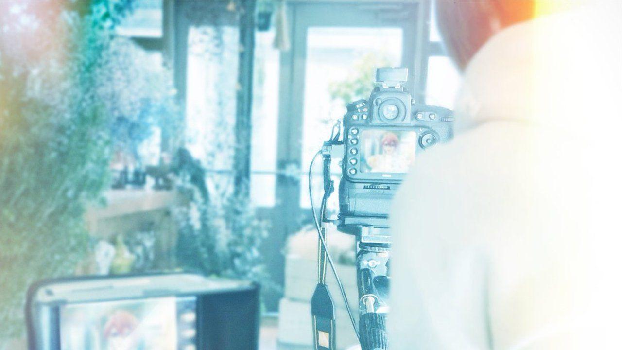 やっぱり実在してた『アイナナ』某花屋でDHC広告撮影が終了!モニターチェック中の七瀬陸さんが公開