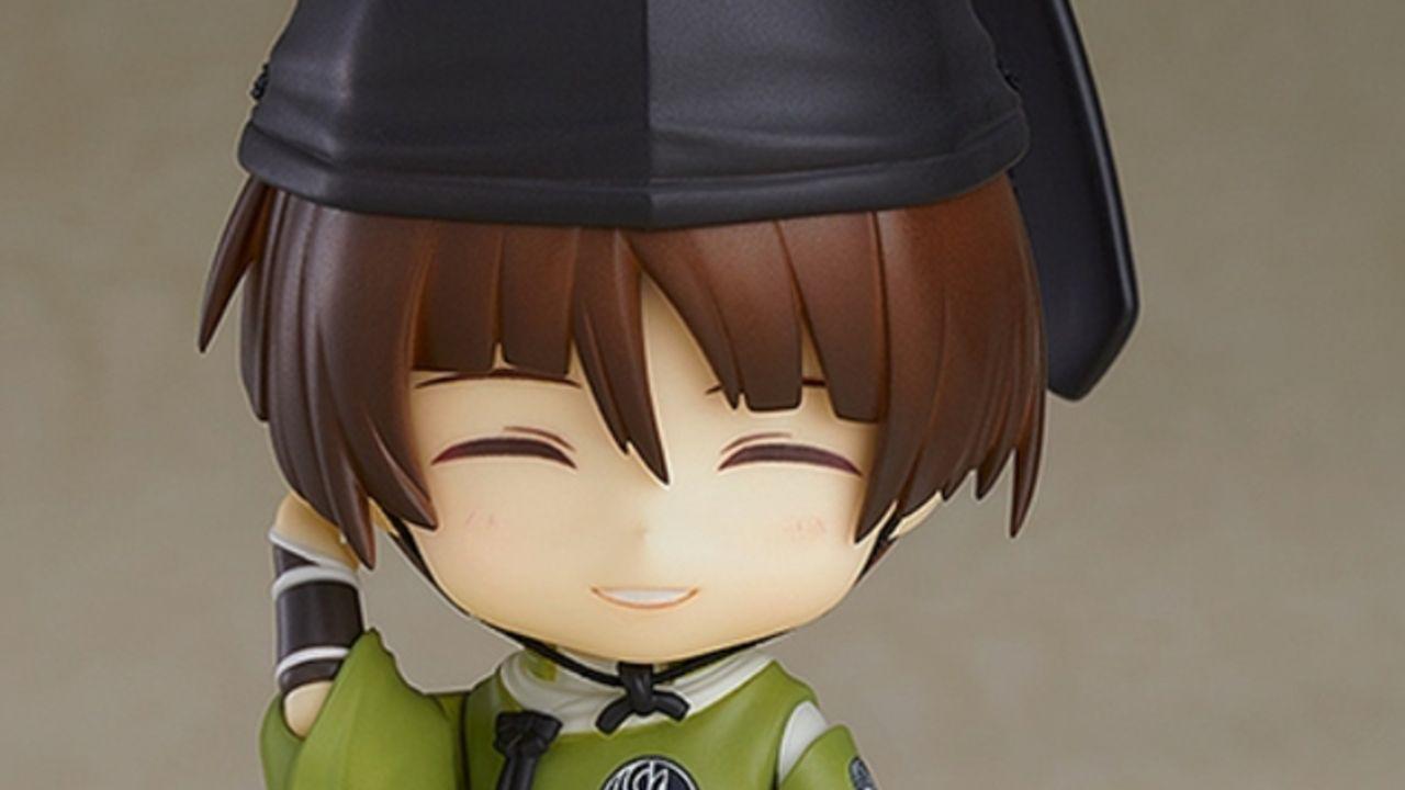 『刀剣乱舞』石切丸のねんどろいどになって登場!凛とした表情や満面の笑みが可愛すぎる!