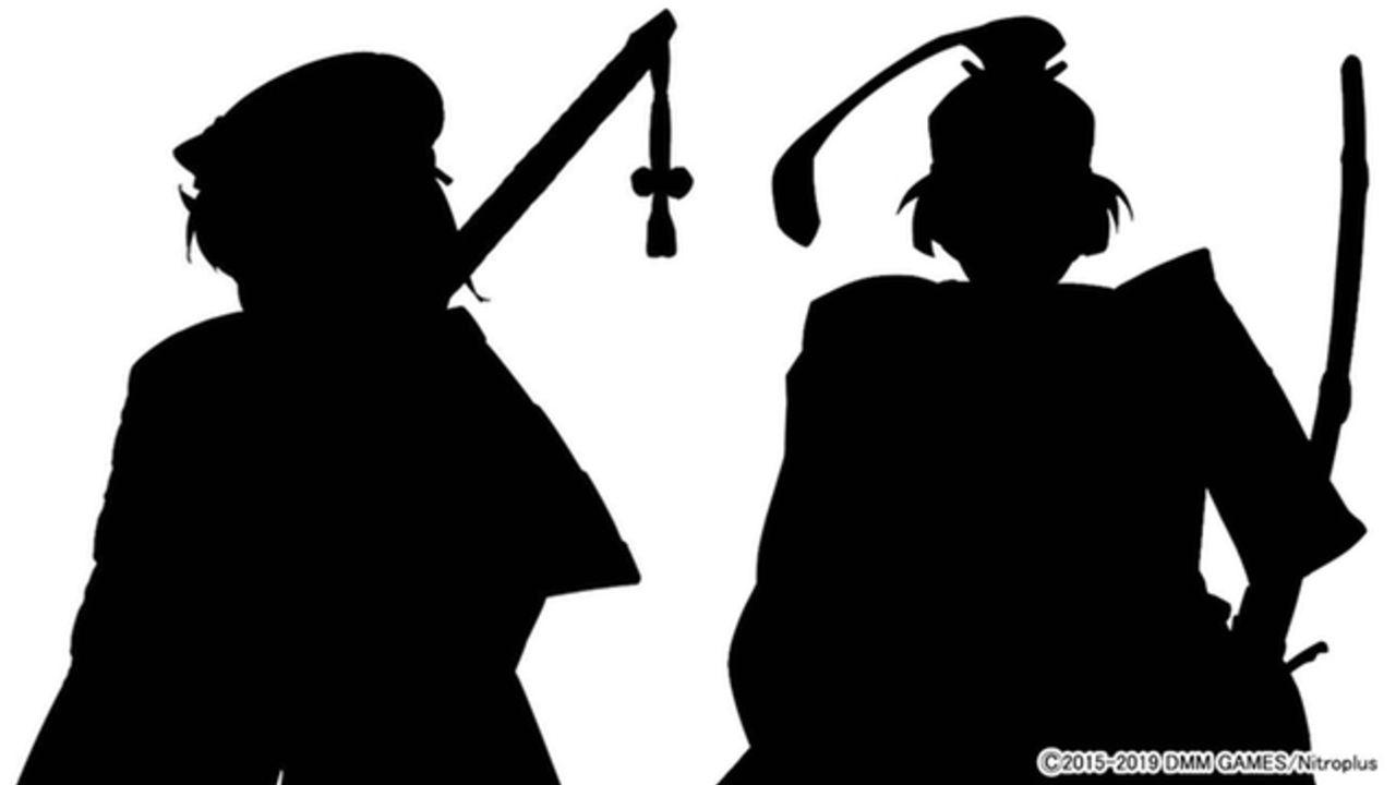 『刀剣乱舞』蛍丸&石切丸と思われる極のシルエットが公開!この流れは「神技」発動ある!?
