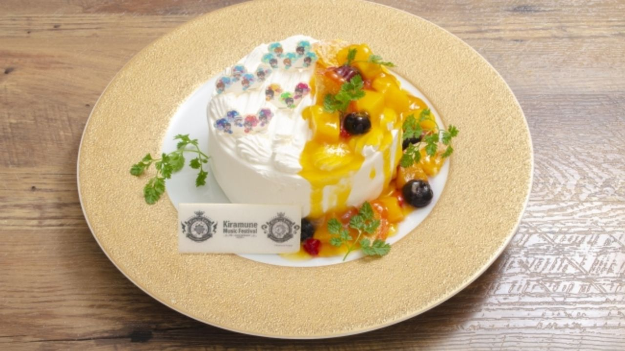「Kiramune」コラボカフェが東京・大阪で3月より開催!神谷浩史さん、入野自由さんら人気声優のコラボメニューが展開