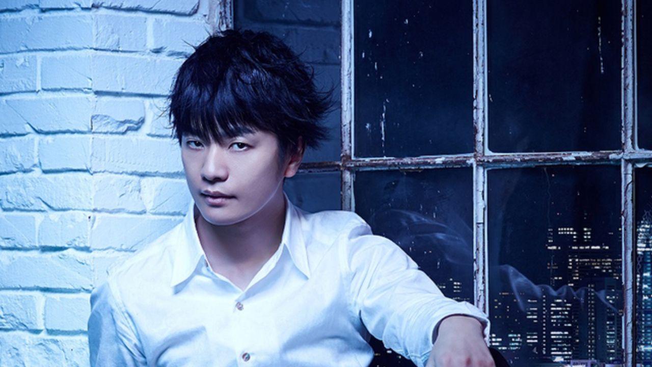 福山潤さん初のアニメタイアップ!窓から新宿の夜景がうつる3rdシングルのジャケット写真公開!