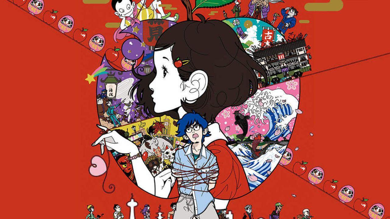 NHK BSプレミアム3月放送のアニメ映画が強い!『夜は短し歩けよ乙女』『心が叫びたがってるんだ。』など5作品も