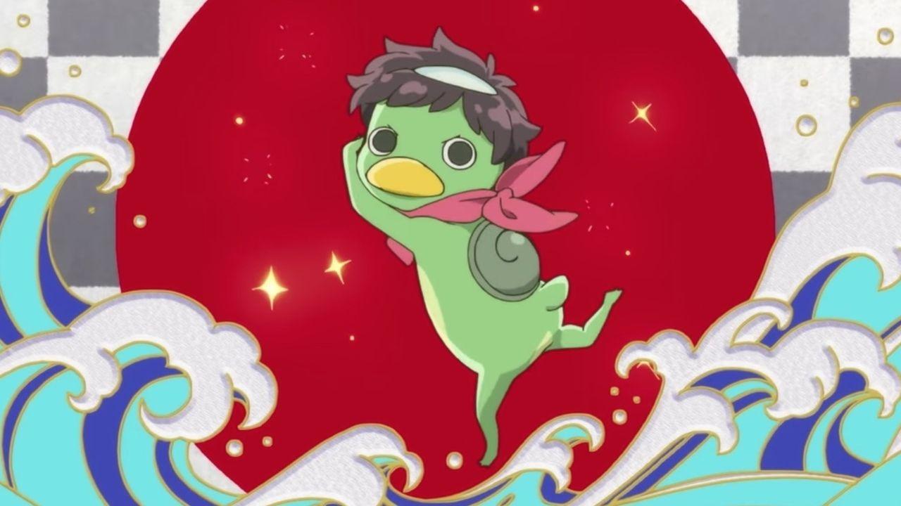 TVアニメ『さらざんまい』OPテーマ解禁&可愛いかっぱたちが登場する新映像が公開!追加キャストに津田健次郎さんも