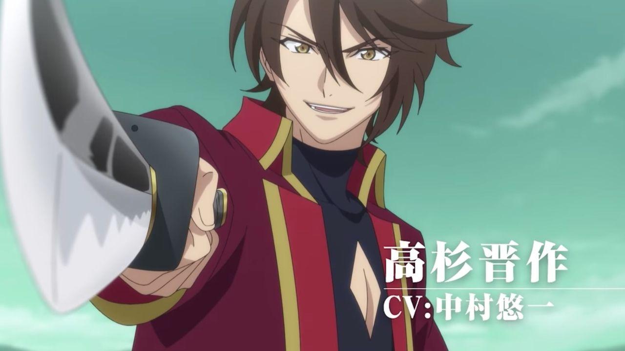 TVアニメ『BAKUMATSU』第2期より新キャラクター・森蘭丸も登場する最新PVが公開!