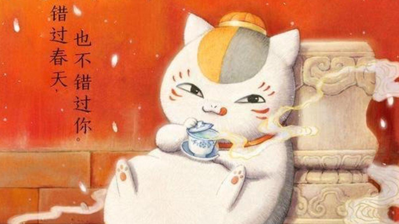 『劇場版 夏目友人帳』が中国で大ヒット!公開から1週間で日本国内の興収の倍、16億円を突破!