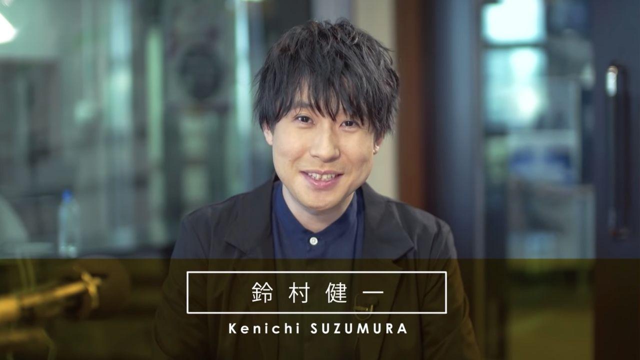 鈴村健一さんがTOKYO FMの新ニュースワイド番組「ONE MORNING」のパーソナリティに決定!メッセージ動画も公開!