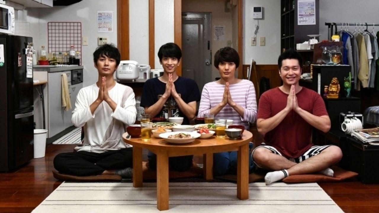 黒羽麻璃央さん初のドラマ主演作『広告会社、男子寮のおかずくん』2019年夏に映画化決定!