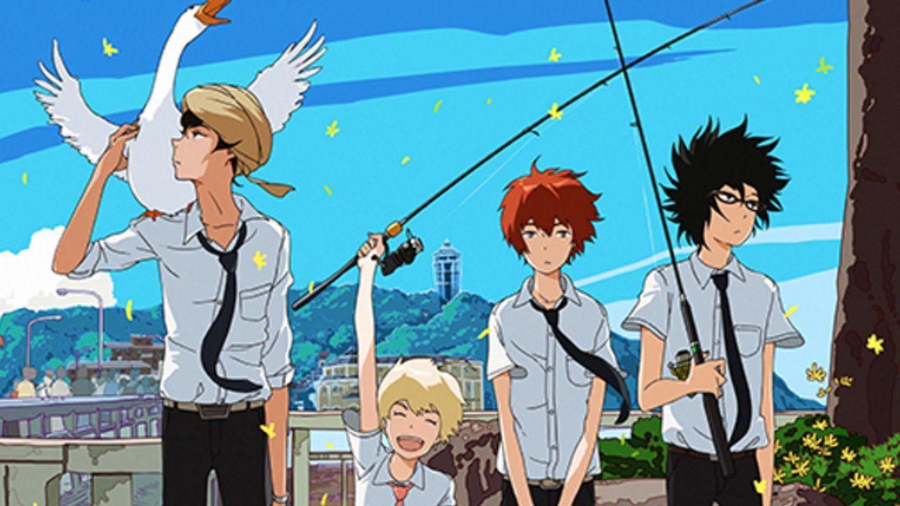 『つり球』『博多豚骨ラーメンズ』『ゆるキャン△』などの聖地を徹底紹介!「日本のアニメ聖地88Walker」発売中