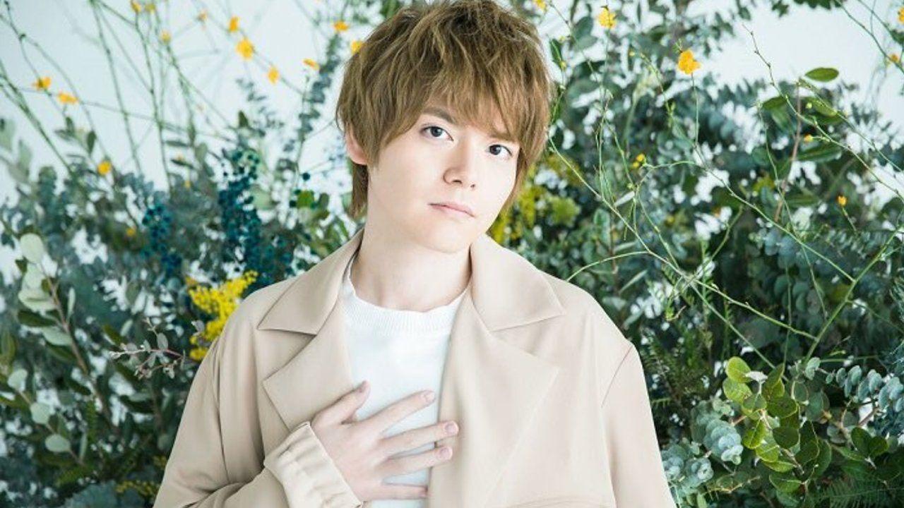 内田雄馬さんの3rdシングル「Speechless」色鮮やかな植物に囲まれたアーティストビジュアル・ジャケット写真解禁!