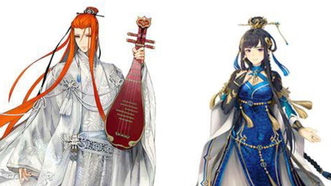 人形劇『Thunderbolt Fantasy 西幽玹歌』制作決定!西川貴教さん演じる浪巫謠が主役となる過去物語