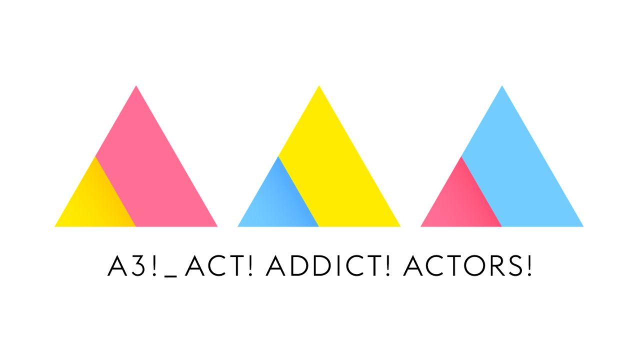 『A3!』新曲&第六回公演曲を収録したミニアルバムの発売が決定!アニメロゴ・ライブBlu-ray&DVD情報も公開