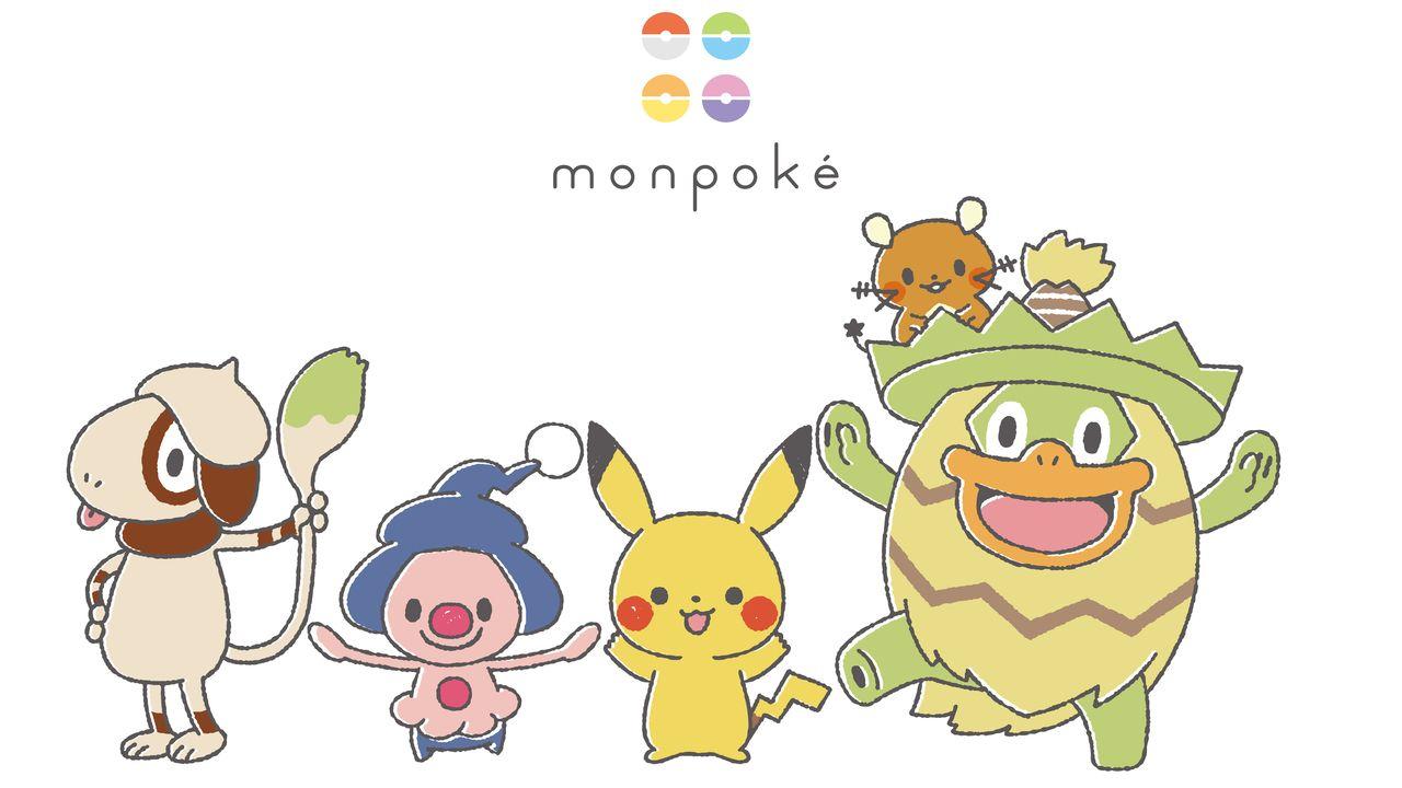 """ポケモン初の公式ベビーブランド「monpoke」が誕生!はじめての""""発見""""を子どもたちに提供"""