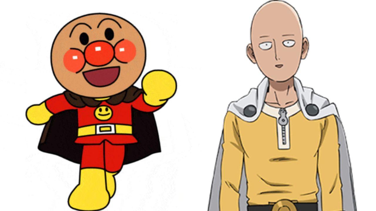 アンパ…『ワンパンマン』特番に正義のヒーロー『アンパンマン』役の戸田恵子さんが出演!安元洋貴さんも混乱