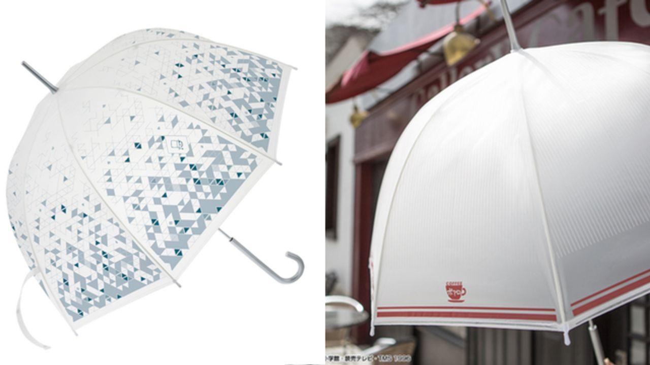 『名探偵コナン』怪盗キッドや喫茶ポアロをイメージした傘が必ず当たる!一番くじ「キャラソル」コンビニなどで発売決定!