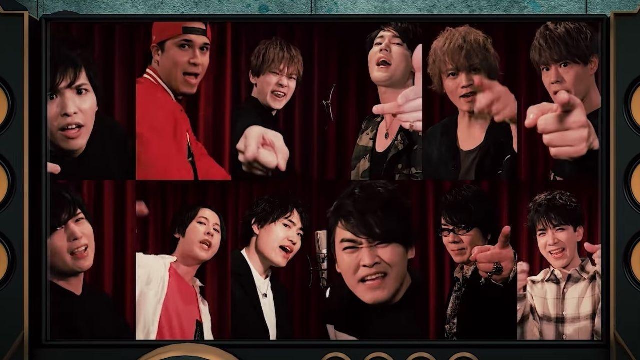 『ヒプマイ』1stフルアルバム収録の第3弾アンセム曲「Hoodstar」MVが公開!各ディビジョンの新曲タイトルも解禁!