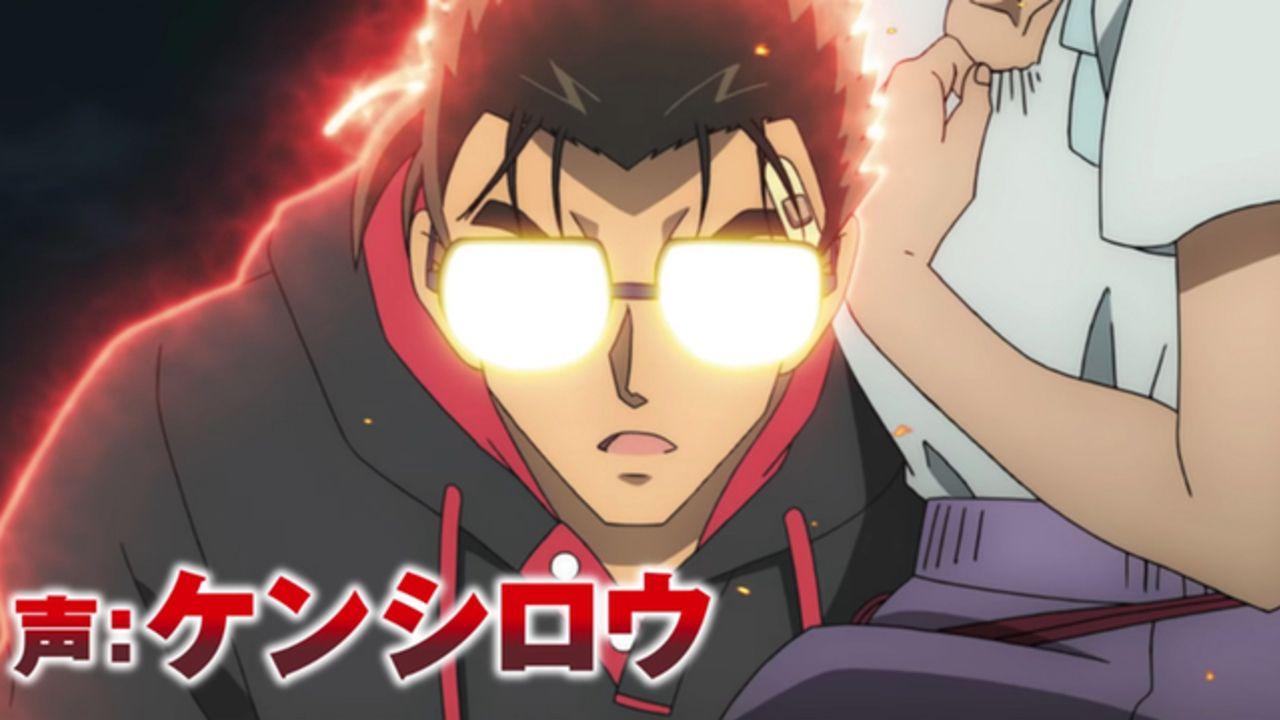 『名探偵コナン』京極真のアクションに合わせて「アタタタタターッ!」『北斗の拳』x『紺青の拳』超異色コラボイラスト&ムービー公開!