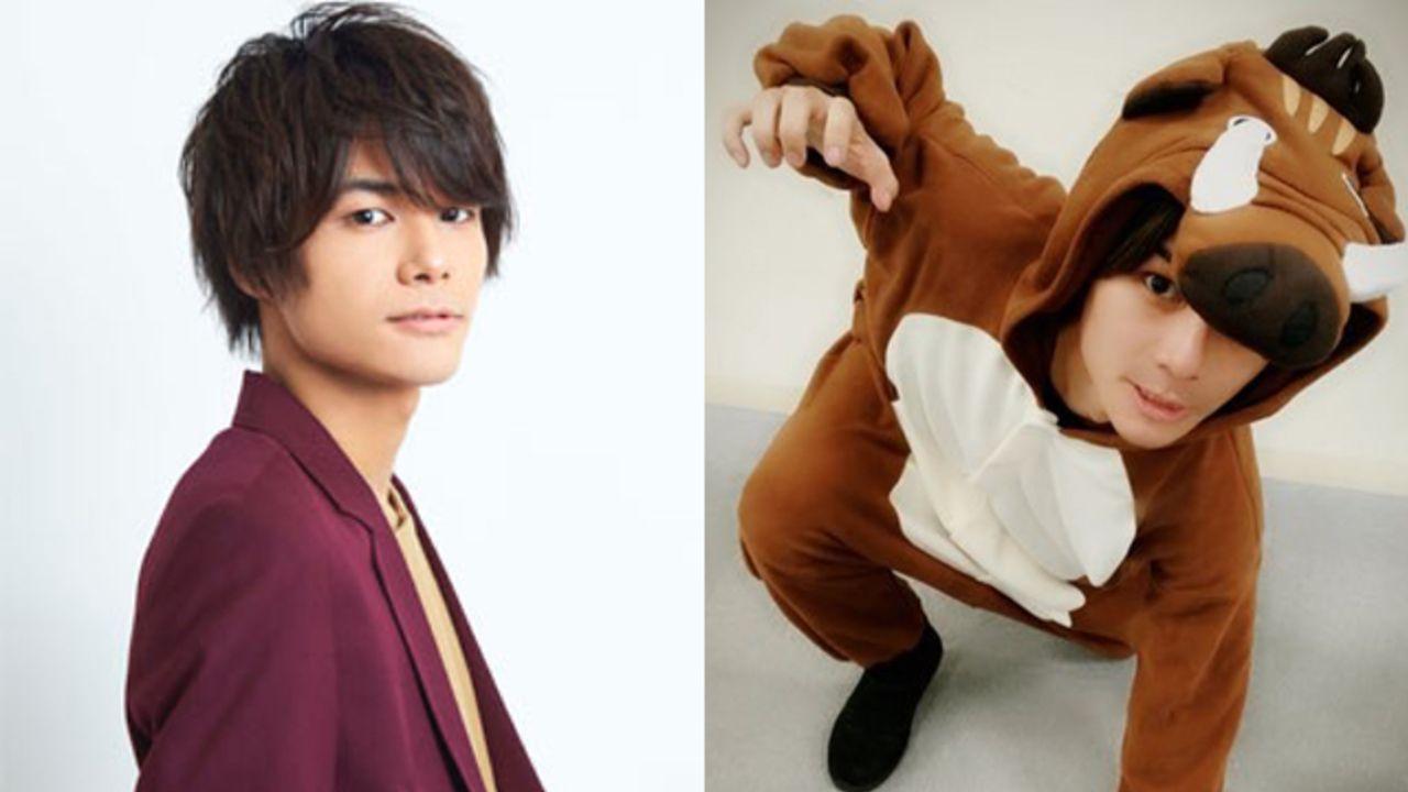 八代拓さんの「ファースト写真集-拓-」発売決定!セクシーカットや浴衣姿など魅力を詰め込んだオール撮り下ろし