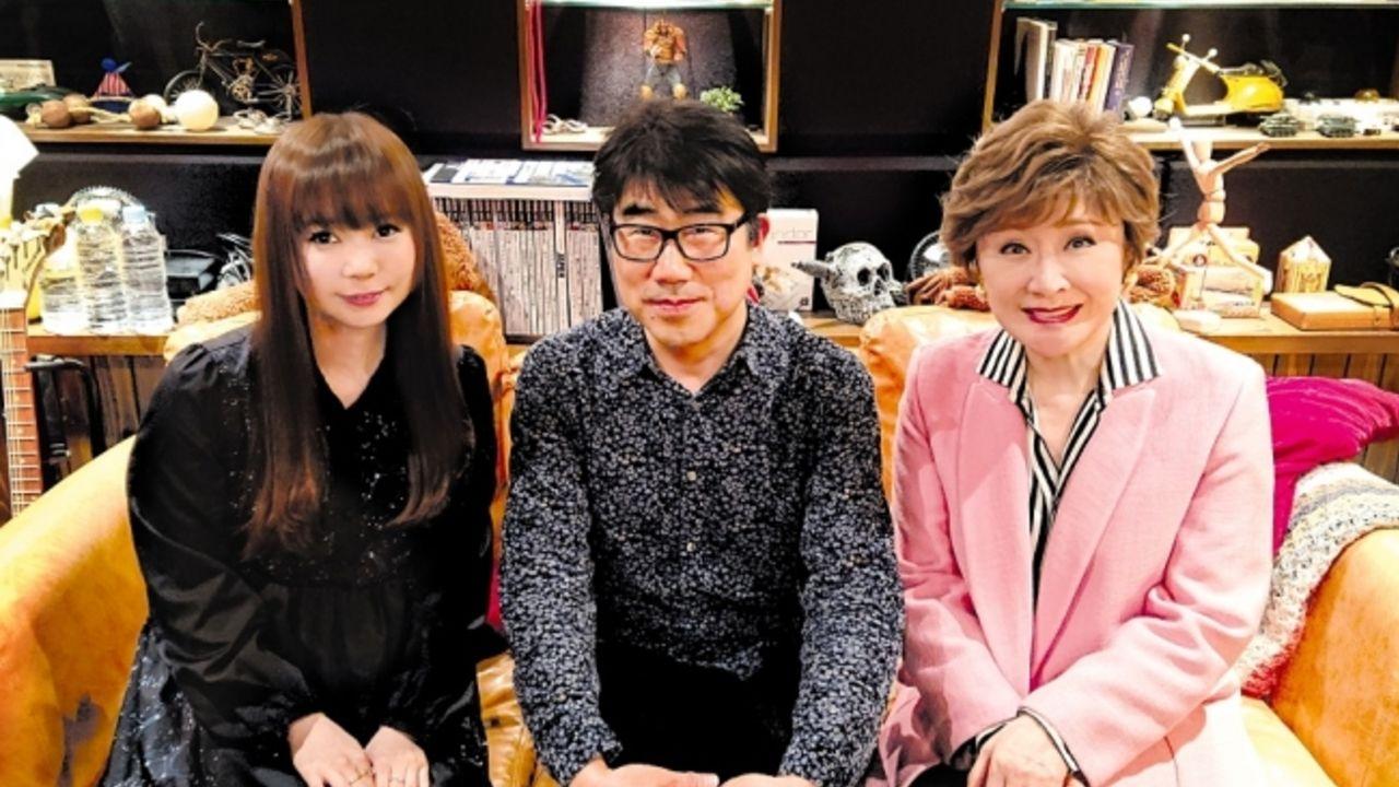 あの名曲が蘇る『ミュウツーの逆襲 EVOLUTION』ED主題歌は小林幸子さん&中川翔子さんによる「風といっしょに」に決定!