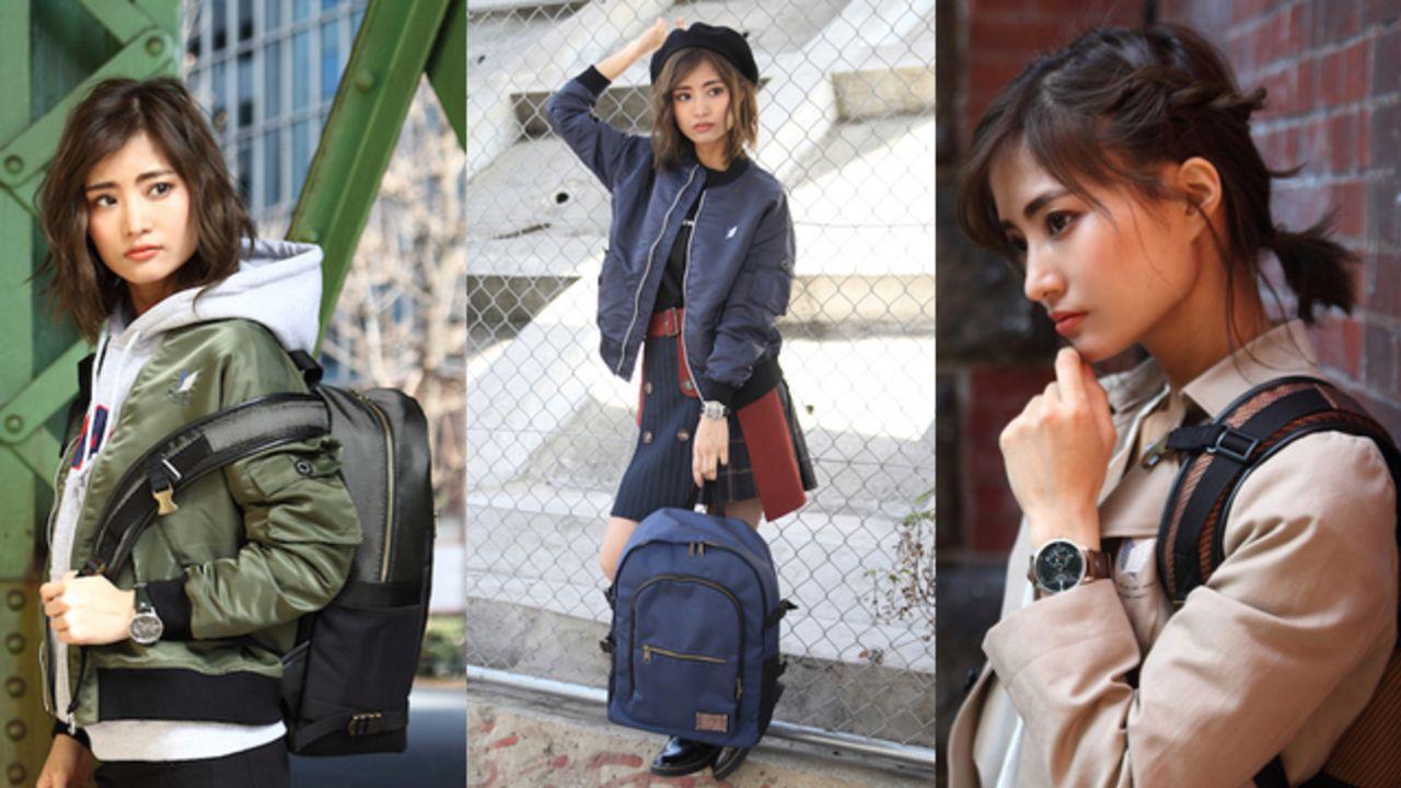 『進撃の巨人』エレン・リヴァイ・エルヴィンをイメージしたファッションアイテム10種が新登場!買い物を楽しむ3人のイラストも