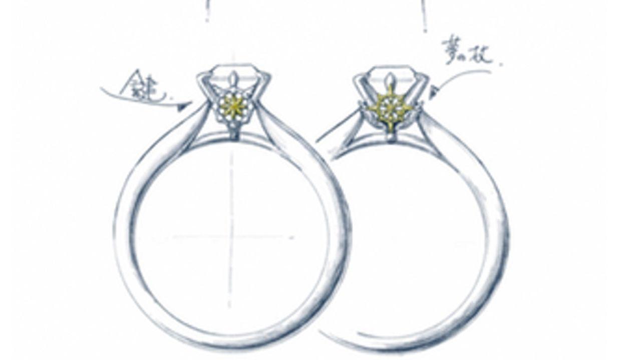 『CCさくら』婚約指輪が発売決定!「夢の杖と夢の鍵」「ケロちゃん&スッピー」「さくらと撫子」のデザインが解禁