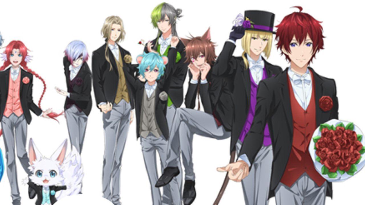 アニメ『夢100』鈴村健一さんら豪華キャスト陣が集結するイベント「Dream Party」追加出演者に森田成一さんら