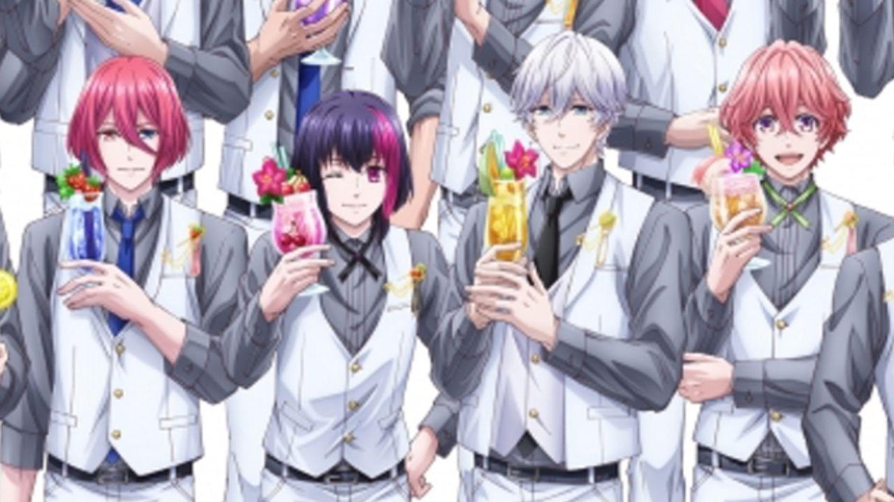 TVアニメ『Bプロ』ライブイベント「SPARKLE*PARTY」の描き下ろしイラスト&オフィシャルグッズ情報解禁!